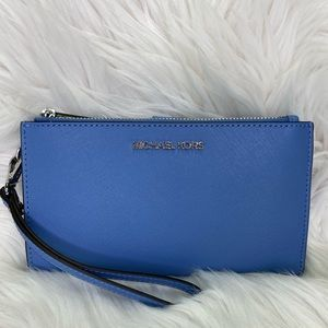 💙Michael Kors💙Double Zip Wristlet / Wallet